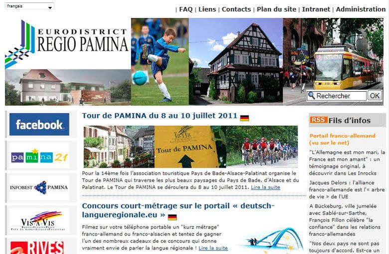Eurodistricte Regio PAMINA