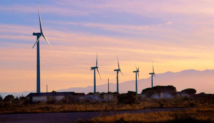 Éoliennes Camp de Rivesaltes