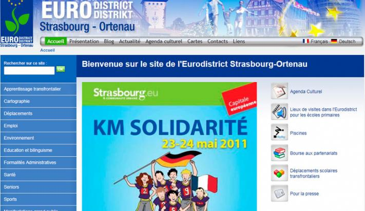 Eurodistricte Estrasburg Ortenau